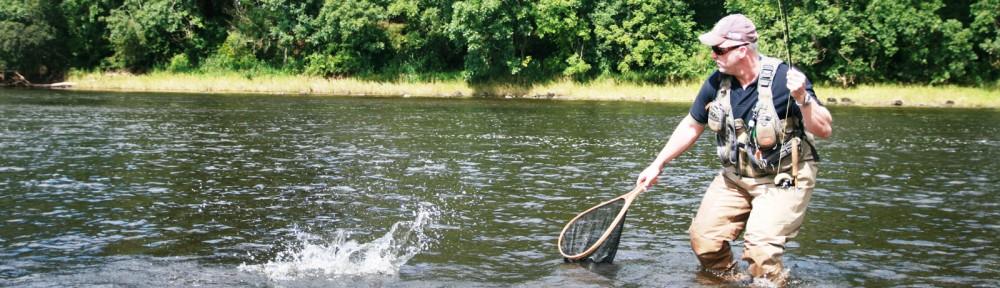 Pescare in Irlanda